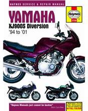 Yamaha XJ900S Diversion 1994 - 2001 Haynes Owners Service & Repair Manual
