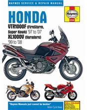 Honda VTR1000F (FireStorm, Super Hawk) & XL1000V (Varadero) 1997 - 2008