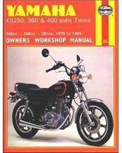 Yamaha XS250, XS360 & XS400 SOHC Twin 1975 - 1984