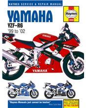 Yamaha YZF - R6 1999 - 2002 Haynes Owners Service & Repair Manual