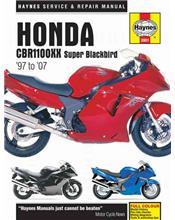 Honda CBR1100XX Super Blackbird 1997 -2007 Haynes Owners Service & Repair Manual
