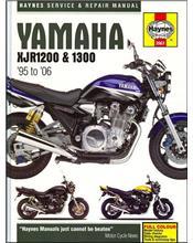 Yamaha XJR1200 and 1300 1995 - 2006 Haynes Owners Service & Repair Manual