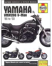 Yamaha V-Max 1200 1985 - 2003 Haynes Owners Service & Repair Manual