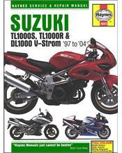 Suzuki TL1000S / TL1000R & DL1000 V-Strom 1997 - 2004