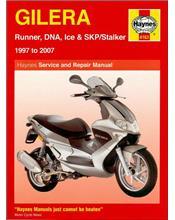 Gilera Runner, DNA, Ice & SKP / Stalker 1997 - 2007