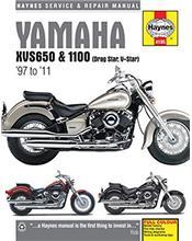 Yamaha XVS650 & 1100 Drag Star / V-Star 1997 - 2011