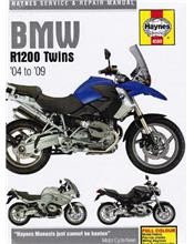 BMW R1200 2004 - 2009 Haynes Owners Service & Repair Manual