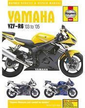 Yamaha YZF-R6 2003 - 2005 Haynes Owners Service & Repair Manual