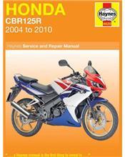 Honda CBR125R 2004 - 2010 Haynes Owners Service & Repair Manual