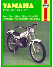 Yamaha TY50, TY80, TY125 & TY175 1974 - 1984