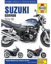 Suzuki GSX1400 2002 - 2008 Haynes Owners Service & Repair Manual