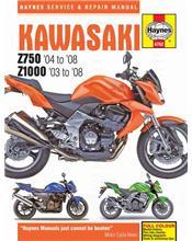 Kawasaki Z750 (ZR750) & Z1000 (ZR1000) 2003 - 2008