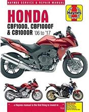 Honda CBF1000 2006 - 2010 & CB1000R 2009 - 2011