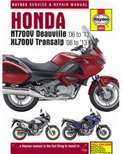 Honda NT700V Deauville & XL700V 2006 - 2013