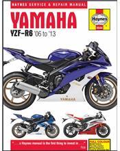 Yamaha YZF-R6 2006 - 2013 Haynes Service & Repair Manual