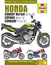 Honda CBR600F Hornet, CBF600 & CBR600F 2007 - 2012