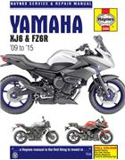 Yamaha XJ6 & FZ6R 2009 - 2015 Haynes Owners Service & Repair Manual