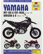 Yamaha MT-125, YZF-R125 & WR125R & X 2009 - 2015
