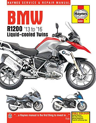 BMW R1200 DOHC liquid-cooled Twins 2013 - 2016