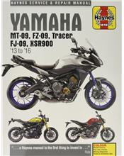 Yamaha MT-09, FZ-09, Tracer FJ-09, XSR900 2013 - 2016