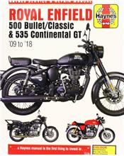 Royal Enfield Bullet and Continental GT 2009 - 2018