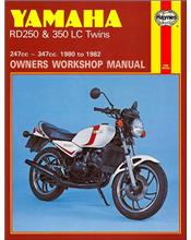 Yamaha RD250, RD350 Liquid-Cooled Twins 1980 - 1982