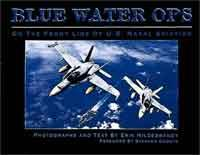 Blue Waters Ops - Front Cover