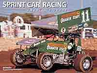 Sprint Car Racing - Front Cover