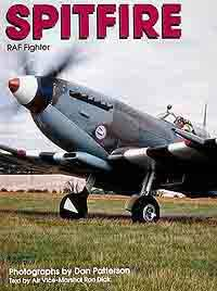 Spitfire - Front Cover