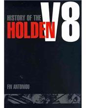 History of the Holden V8 1968 - 1979