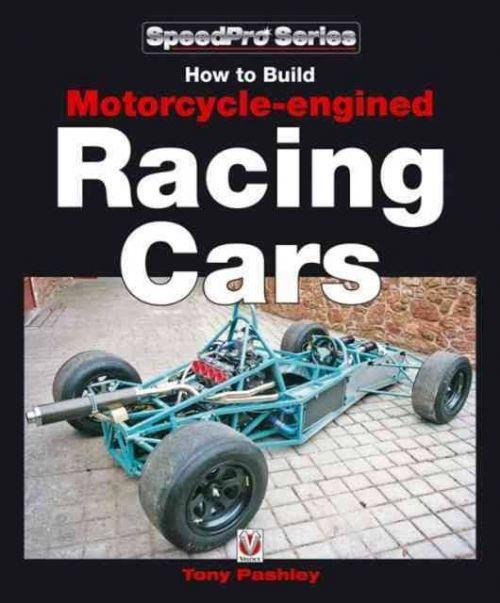 How to Build Motorcycle-engined Racing Cars - Front Cover