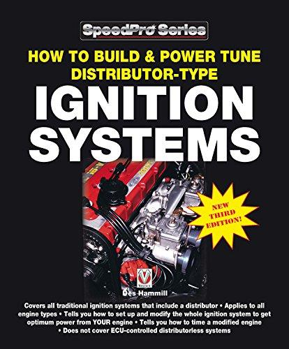 How to Build & Power Tune Distributor-type Ignition Systems - Front Cover