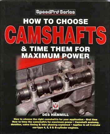 How to Choose Camshafts & Time Them For Maximum Power - Front Cover