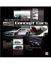 How to Illustrate & Design Concept Cars