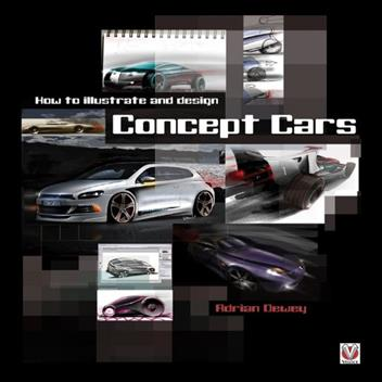 How to Illustrate & Design Concept Cars - Unnamed
