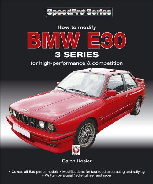BMW E30 3 Series - How to Modify for High-performance and Competition