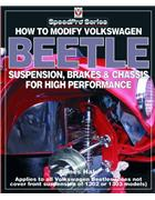 How to Modify Volkswagen Beetle Chassis, Suspension, Brakes for High Performance