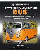 How to Modify Volkswagen Bus Suspension, Brakes & Chassis for High Performance