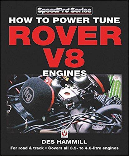 How to Power Tune Rover V8 Engines - Front Cover