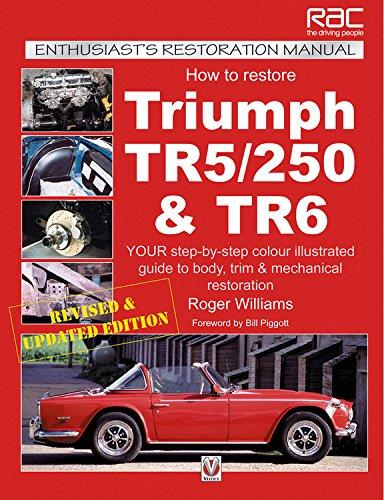 How to Restore Triumph TR5/250 & TR6