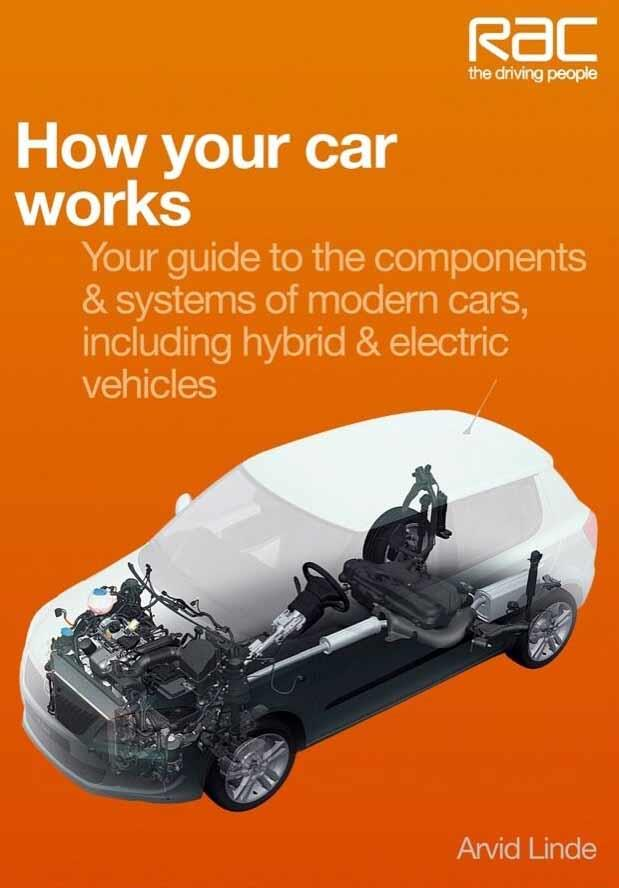 How Your Car Works - Front Cover