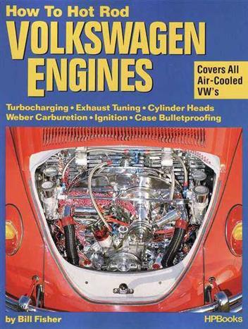 How to Hot Rod Volkswagen Engines - Front Cover
