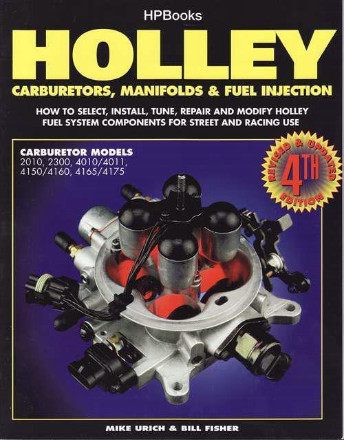 Holley Carburetors, Manifolds & Fuel Injection - Front Cover