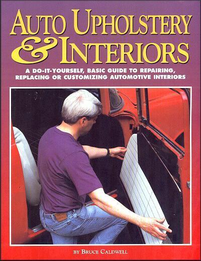 Auto Upholstery & Interiors - Front Cover