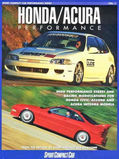 Honda / Acura Performance - Front Cover