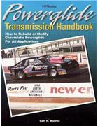Powerglide Automatic 1962 - 1973 (Gearbox) Transmission Handbook