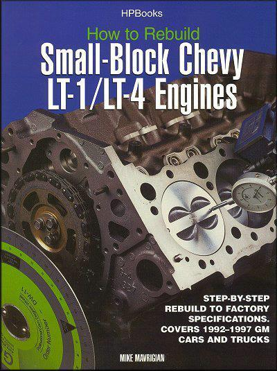How to Rebuild Small-Block Chevy LT1/LT4 Engines