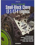 How to Rebuild Small-Block Chevy LT1/LT4 Engines - Front Cover