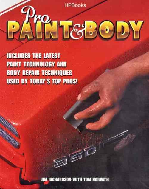 Pro Paint & Body - Front Cover
