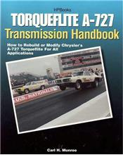 Torqueflite A-727 Automatic Transmission (Gearbox) Handbook